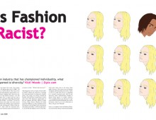 Is Fashion Racist