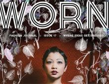 Worn Fashion Journal issue 17