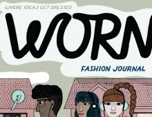 Worn Fashion Journal issue 19