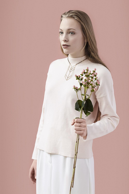 spring photoshoot Dan Robb Hannah Browne fashion style